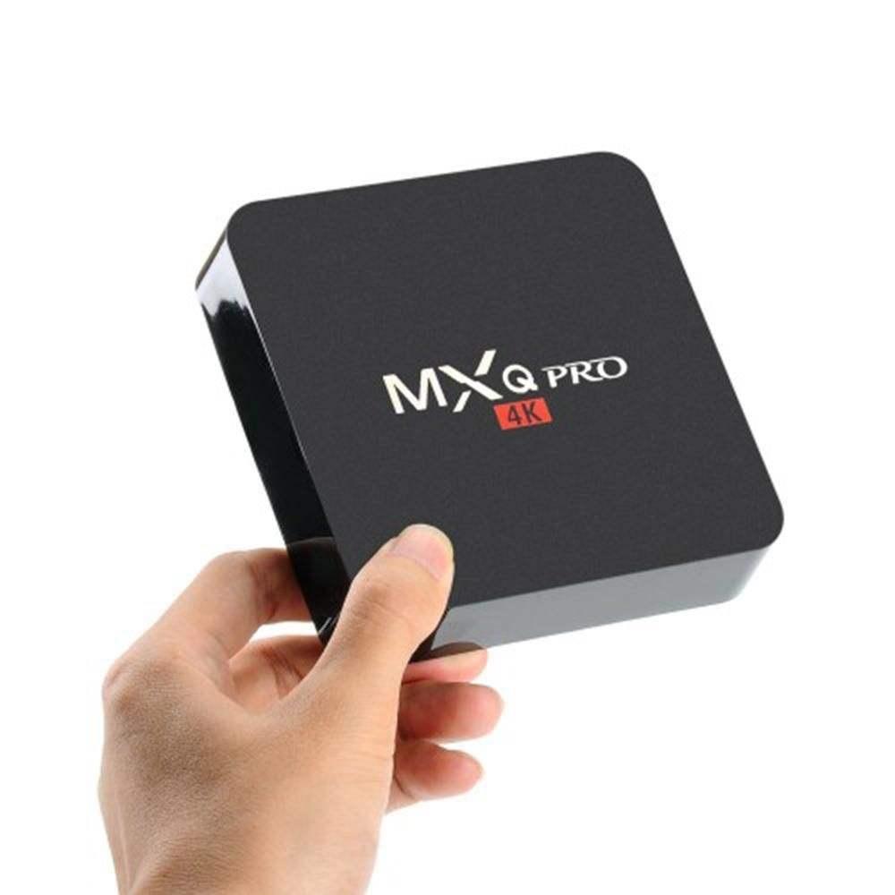 اندروید باکس مدل MXQ PRO 2020
