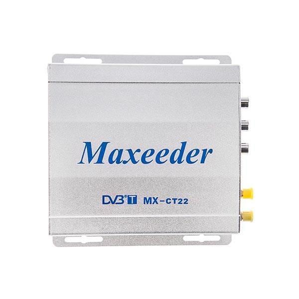 خرید اینترنتی و قیمت گیرنده دیجیتال خودرو مکسیدر مدل MX-CT22 . لیست قیمت محصولات مکسیدر و گیرنده دیجیتال ct22.