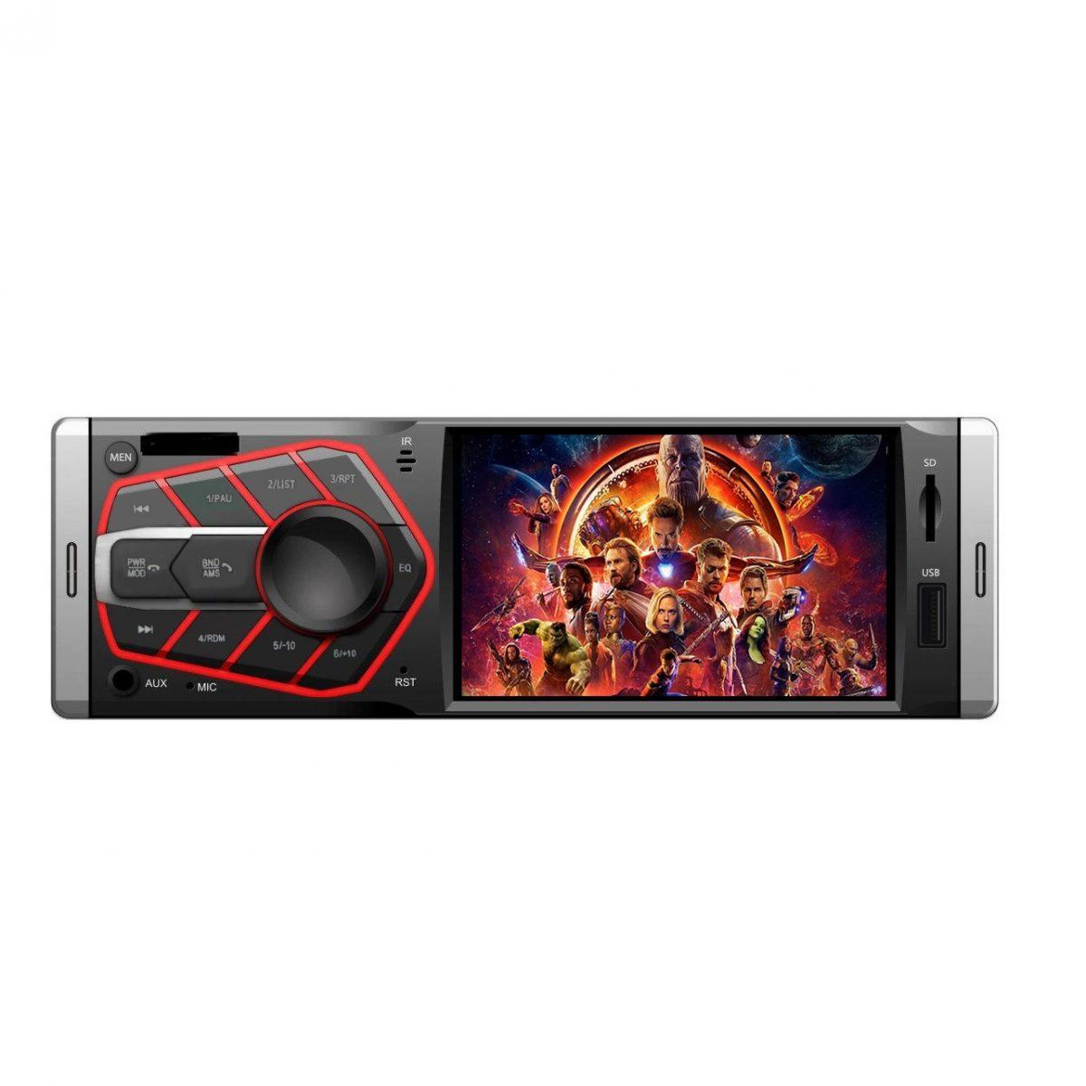 ضبط تصویری خودرو مدل DGX508